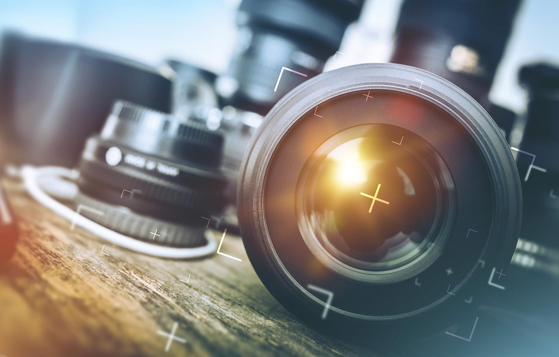 Fotografías y vídeos